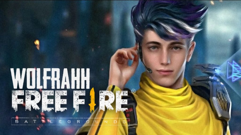 Free fire, free fire new character, free fire wolfrahh, how to get wolfrahh free, फ्री फायर न्यू करैक्टर, फ्री फायर अपडेट, फ्री फायर wolfrahh